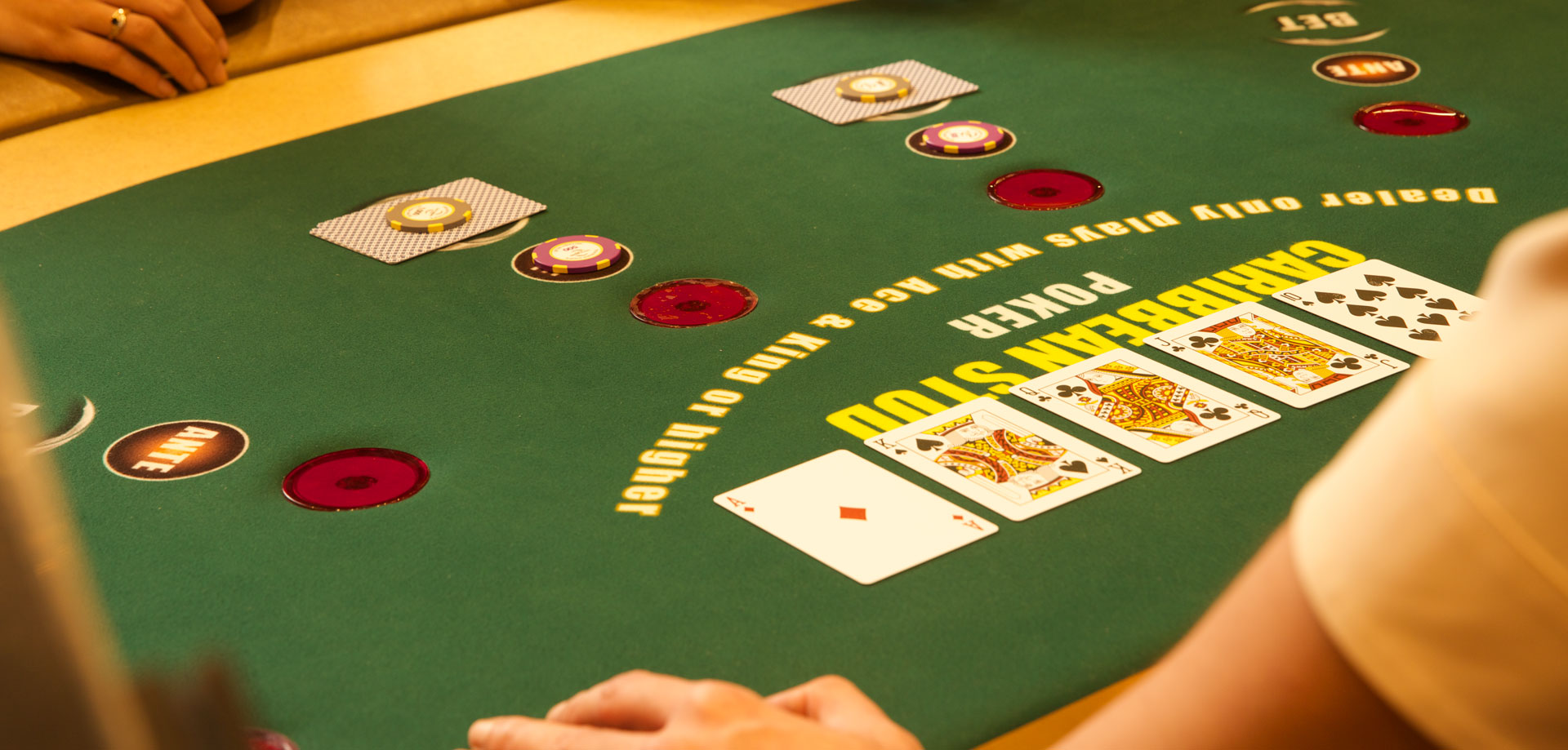 Casino holdem how to play