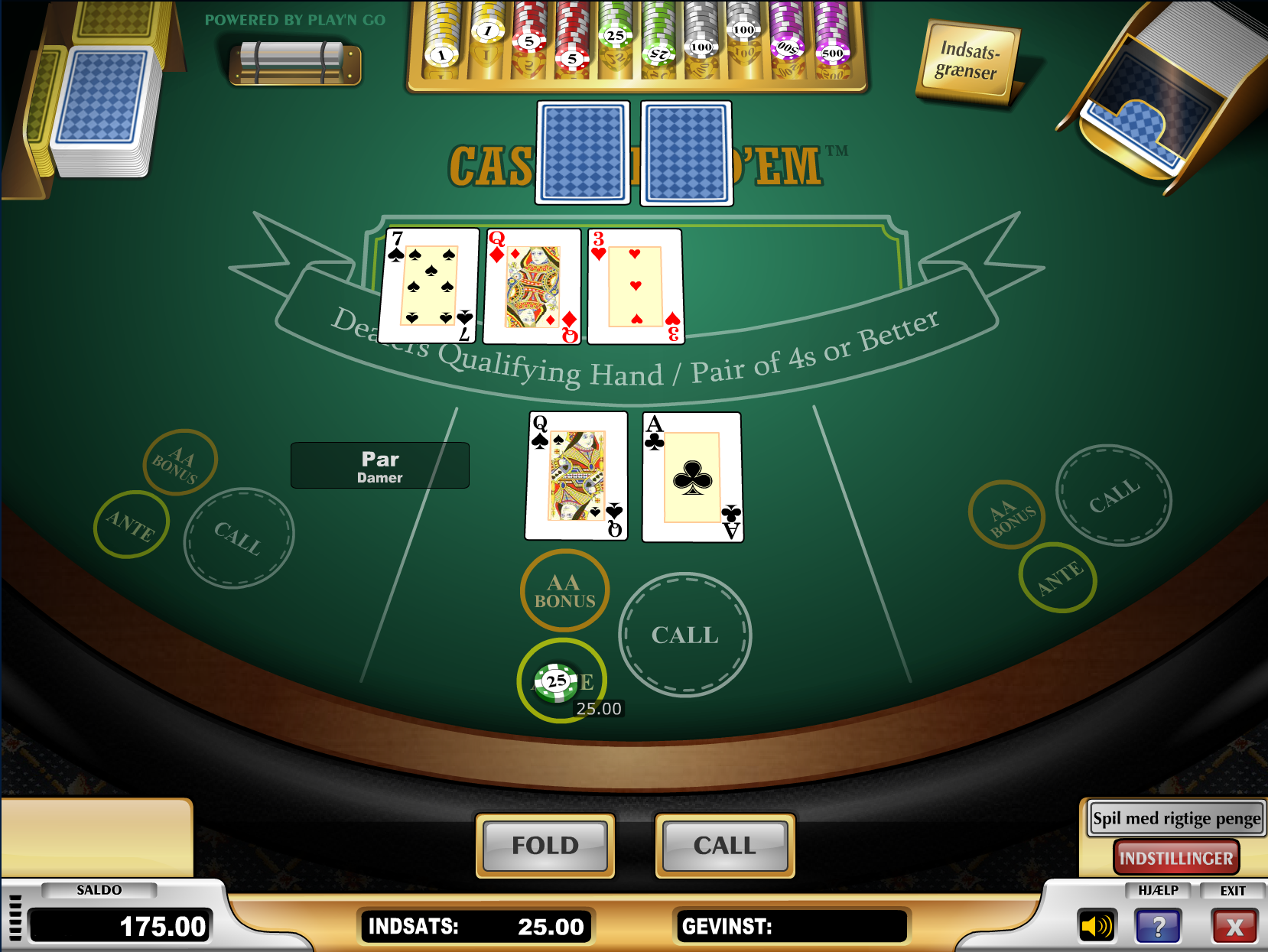 Casino Holdem Rules