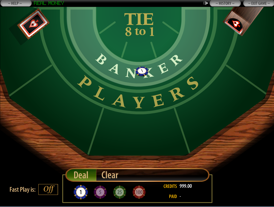 How To Play Online Baccarat - GamerLimit