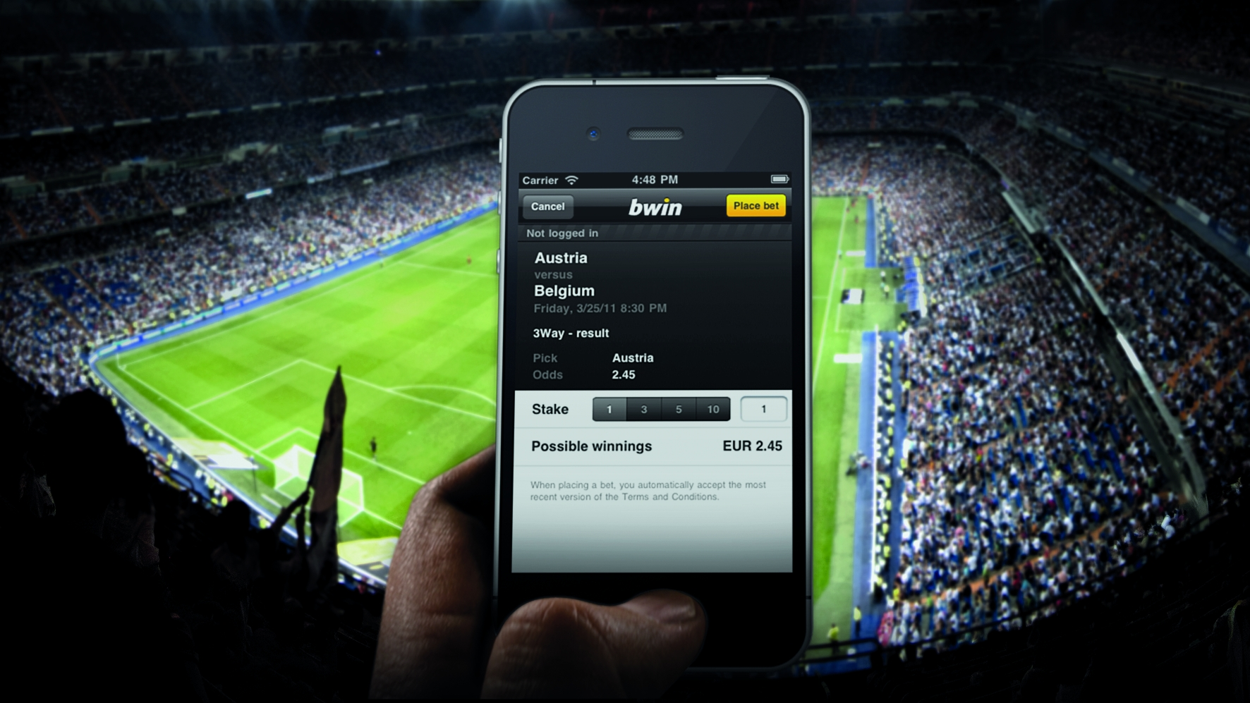 bwin betting limits