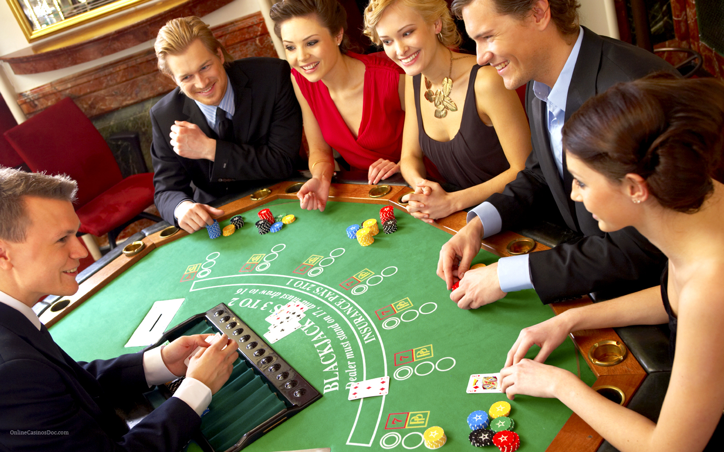 History of Casino Game...