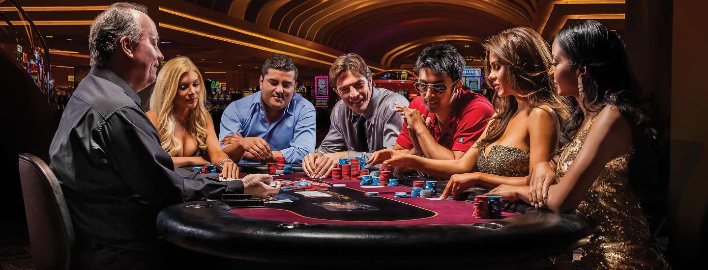 Casino sanremo poker room