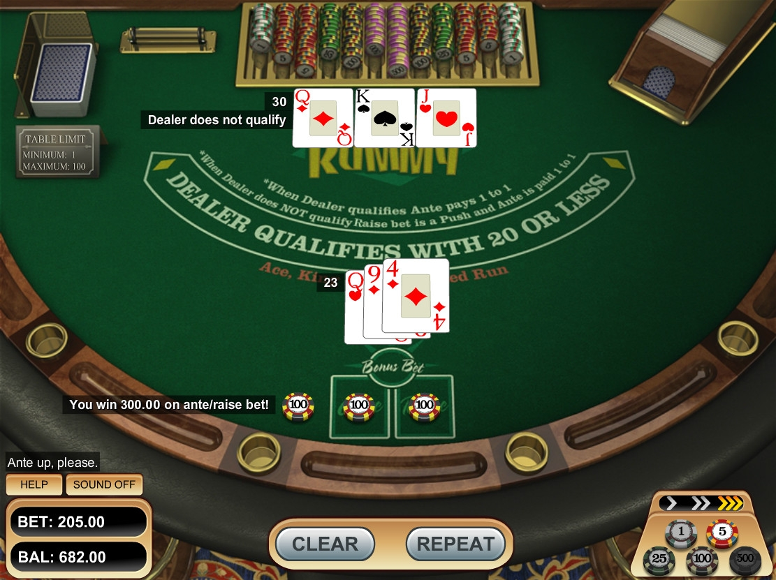 top 10 casino table games
