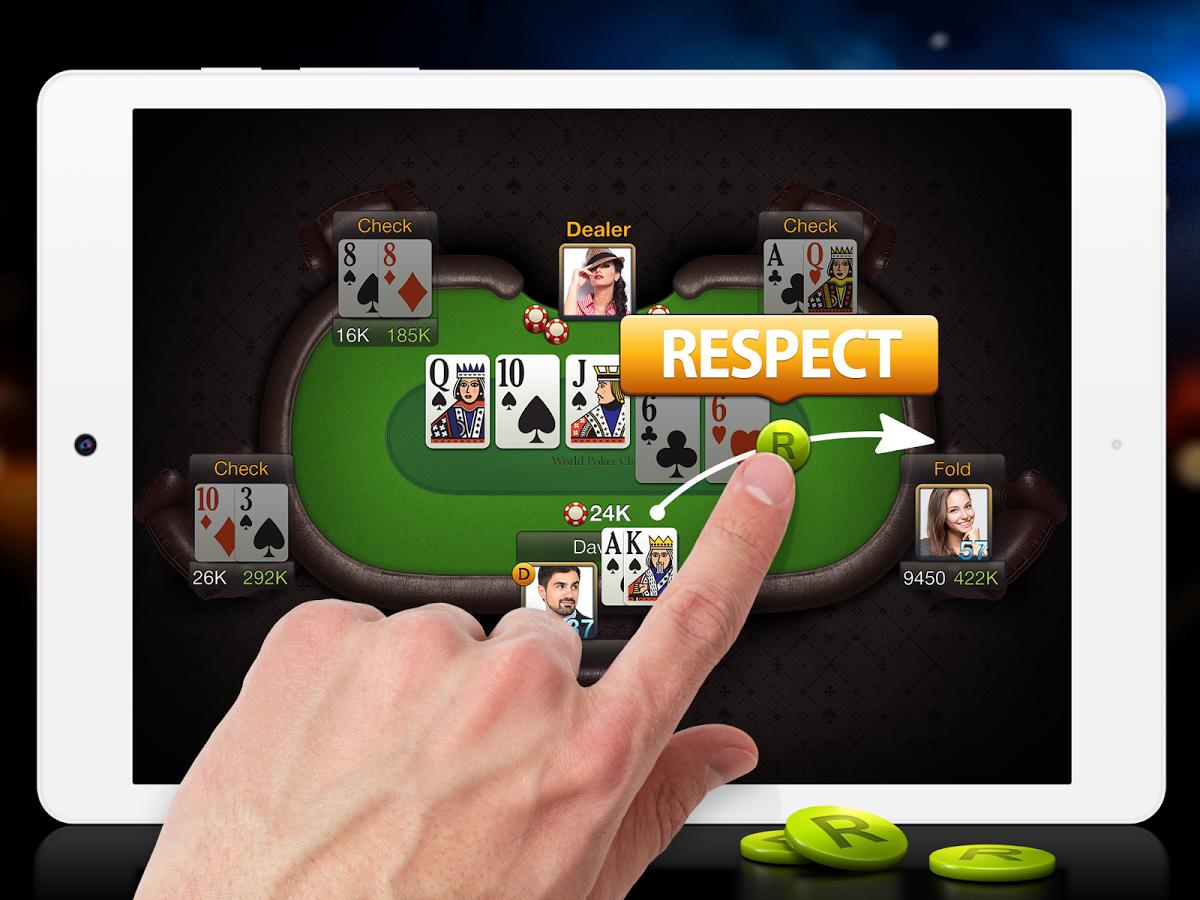 Poker GameWorld Poker Club