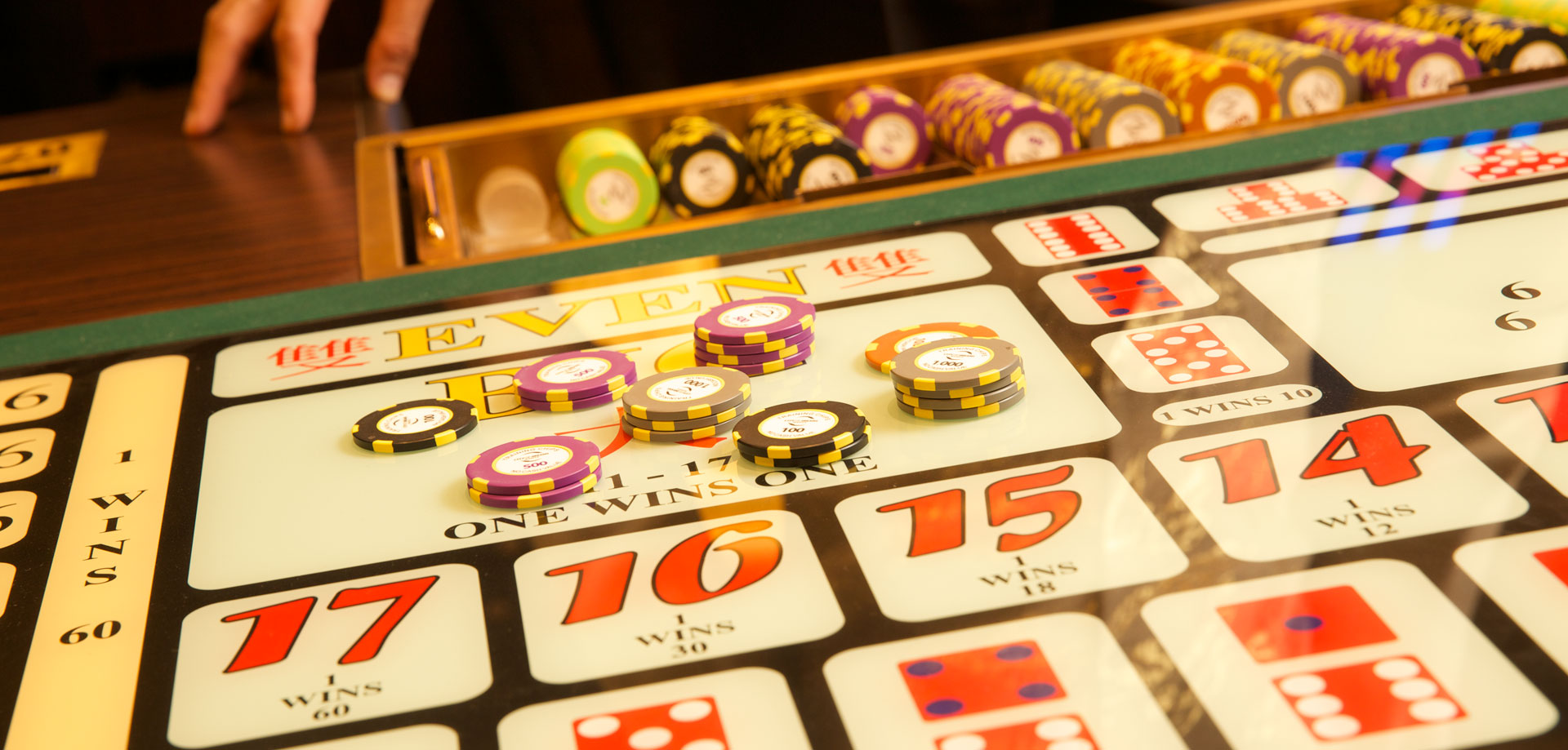 top 10 casino games