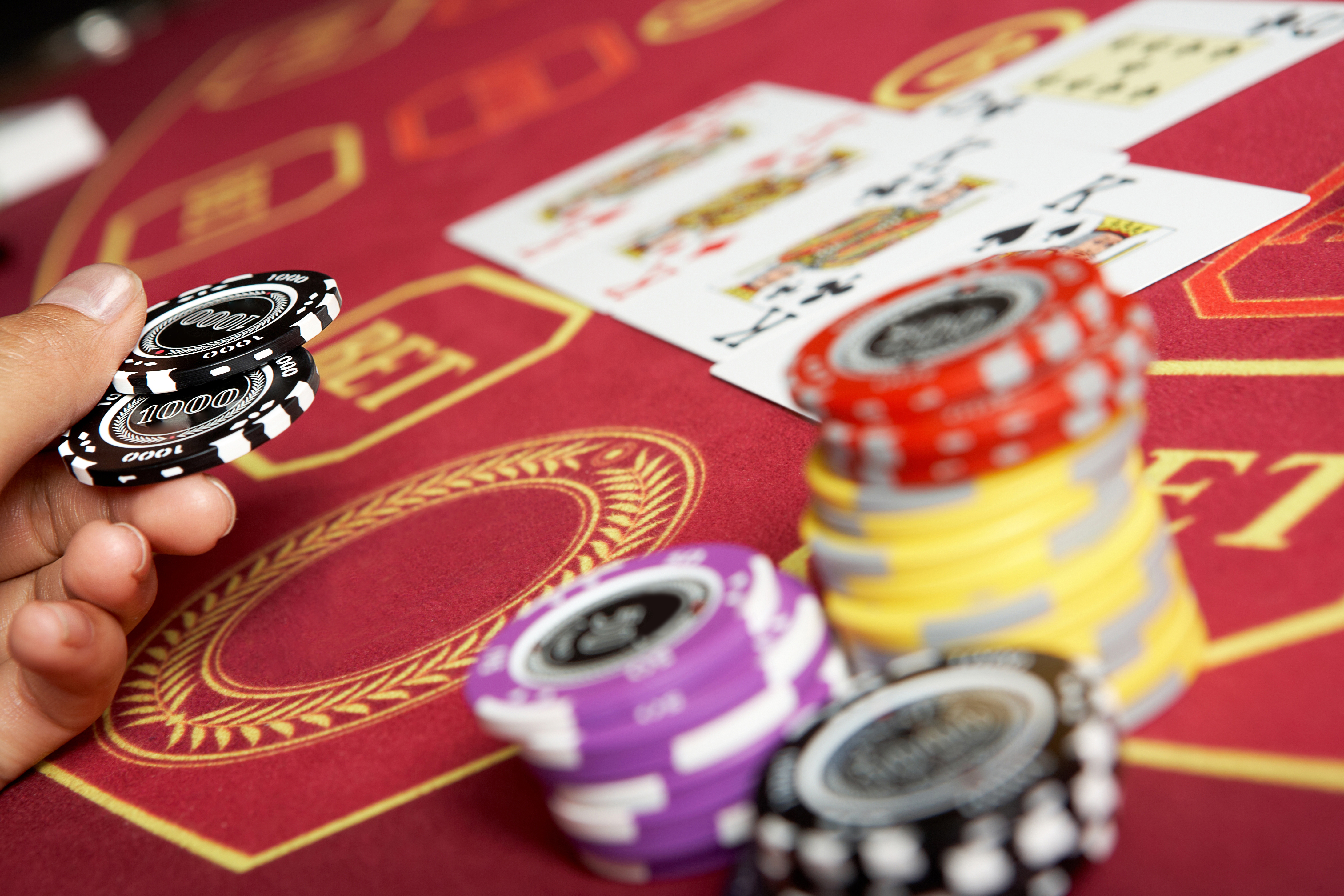 Top 10 casino card and table games - GamerLimit