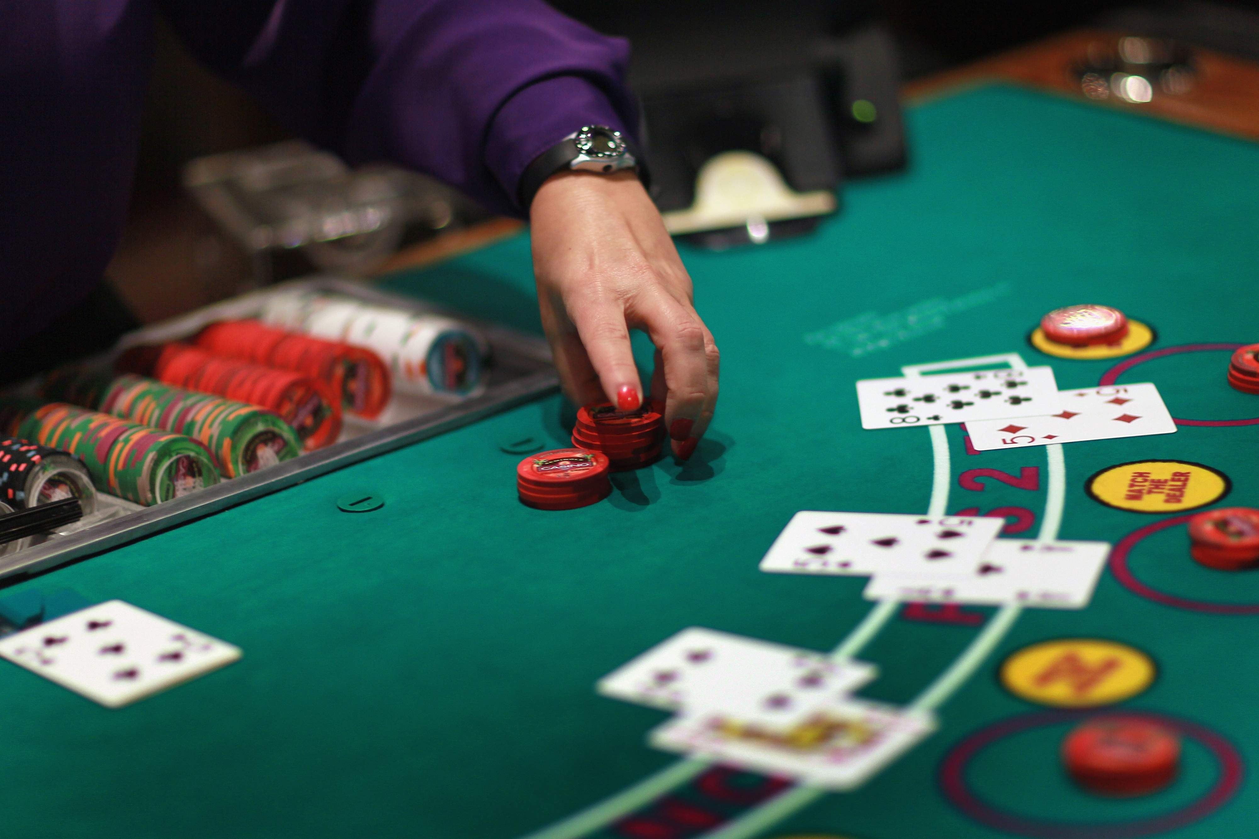 Different Games to Play at Casinos