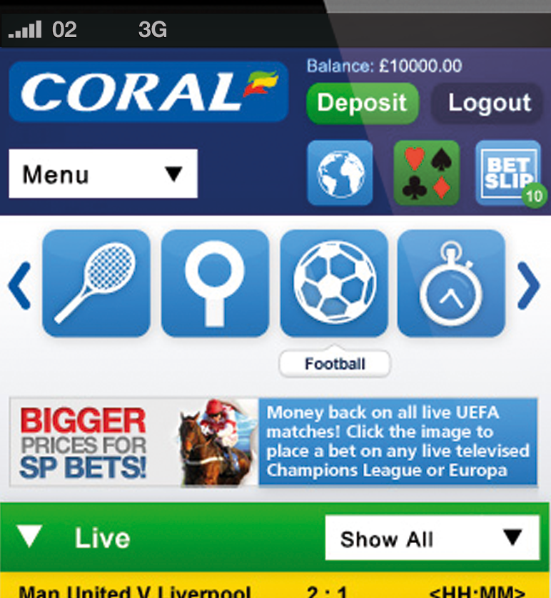 Advances in Mobile Online Gambling