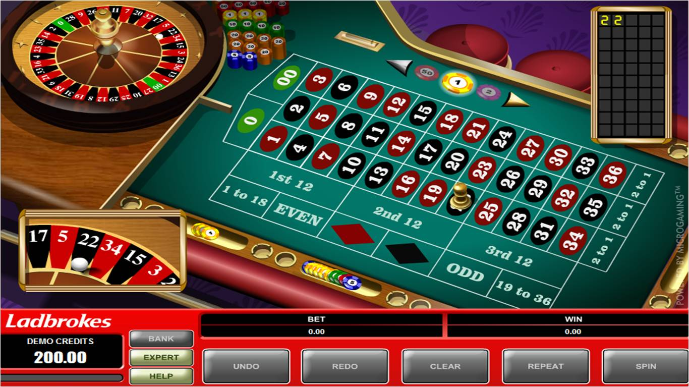 Online Roulette Sites