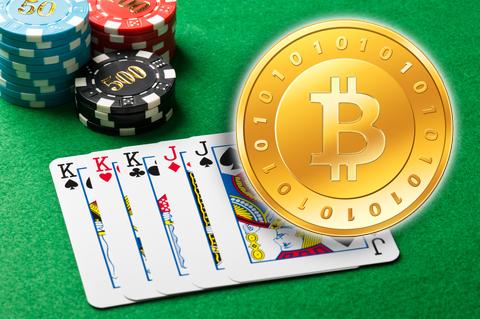 Bitcoin-Gambling